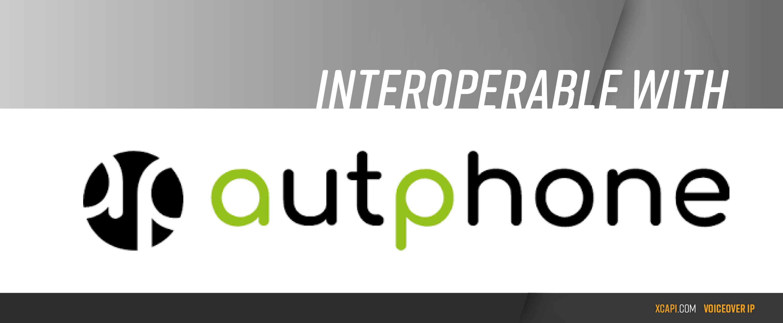 Neuer kompatibler SIP-Provider für die XCAPI: autphone